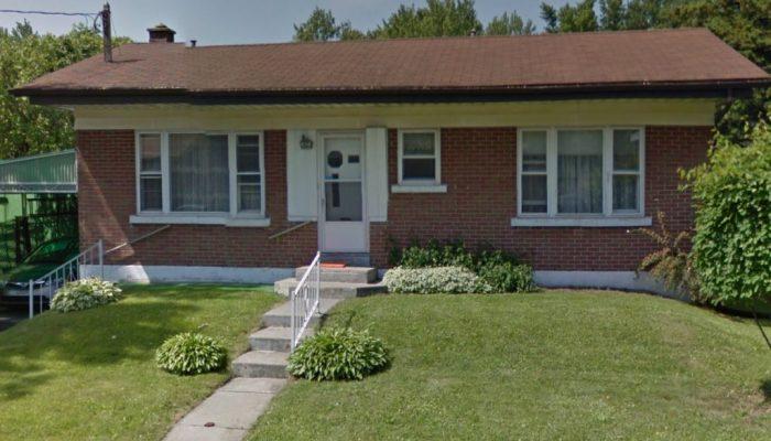Une image prise sur Google Street