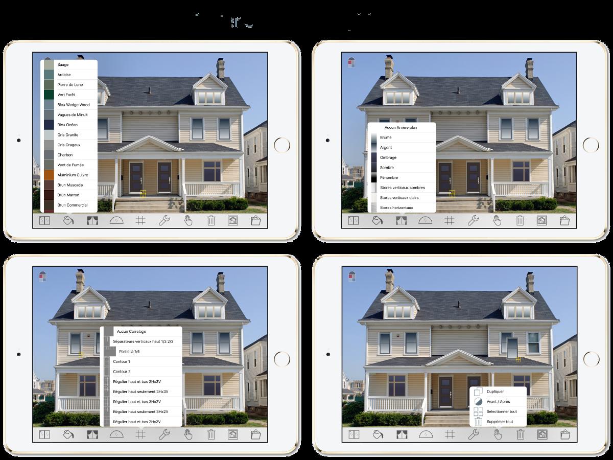 Logiciel simulation facade maison ventana blog for Simulation peinture facade maison